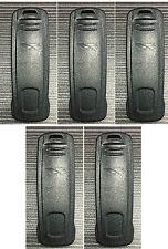 Lot 5 Spring Belt Clip for Vertex Standard Vx260 Vx261 Portable Portable