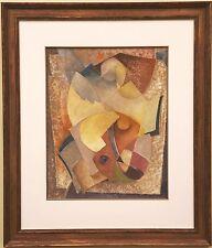 American Modernist WILL HENRY STEVENS #2 Pastel NEWCOMB COLLEGE N.O. / ASHEVILLE