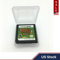 Animal Crossing: Wild World ( For Nintendo DS, 2005) Game Card DS / DSi / 3DS XL