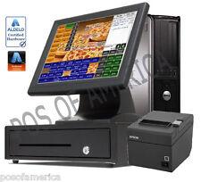 ALDELO2013 PRO KIT PIZZA RESTAURANT BAR BAKERY COMPLETE VALUE POS i3 SYSTEM NEW