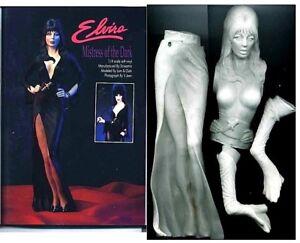 "16""Sexy ELVIRA Mistress of Dark Vinyl Model Kit 1/4"