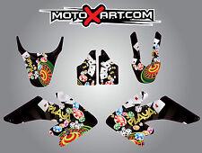 Honda CRF 50 2004 - 2015  PLAYA style prefab kit - stickers / decals / PF2