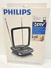 Philips Indoor Antenna for HDTV/UHF/VHF/FM  SDV5119/27 - New in Box