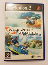 Wild Water Adrenaline Featuring Salomon ps2 pal España y completo