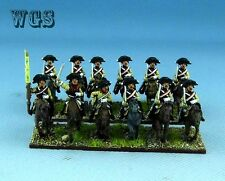 15mm SYW Seven Years War WGS painted Prussian Cuirassier (12 figures) PB1
