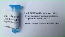 1 ml SHY anti-contamination for plant tissue/cell culture, 400x concentrated