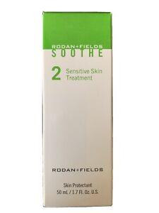 New Rodan + Fields Soothe Sensitive Skin Treatment •exp 9/2021• Step 2 SEALED