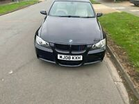 BMW 3 Serie 320D M Sport 4dr  2008 (SPARE OR REPAIR)