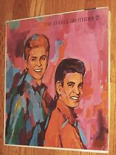 VINYL LP Everly Brothers - Both Sides Of An Evening mono WB / deadwax 1A both