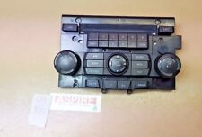 08 2008 FORD FOCUS AM FM RADIO CD PLAYER FACE PLATE 8S4T-18A802-BHW OEM
