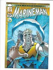 Marineman #2 Image 2011 NM- 9.2 Ian Churchill Cover/art/story. Shark cover.