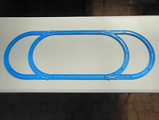 "THOMAS THE TANK ENGINE TOMY ""OVAL TRACK SET""GC (20 PIECES)"
