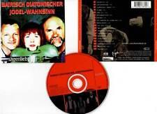 """BAIRISCH DIATONISCHER JODEL-WAHNSINN """"Sägenlieb"""" (CD) 1999"""