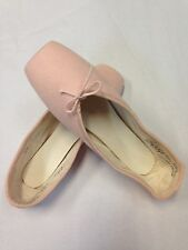 Baryshnikov LRPS 101 Women's Ballet Pink 6.5E Strong Canvas Pointe Shoe
