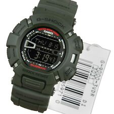 Casio Men's G9000-3V G-Shock Green Mudman Digital Sports Watch
