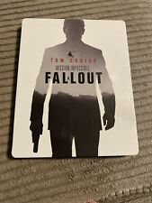 Mission Impossible: Fallout 4K Blu-Ray Steelbook W/ Disks