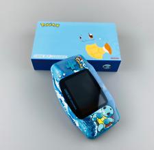 Game Boy Advance GBADIY IPS V2 backlight brightness adjustment blue style