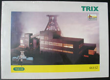 TRIX 66112 - Zeche Zollverein - Coal Mine - Teil / Part 2 - 1:87 H0 Bausatz NEU