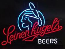 "New Leinenkugels Since 1867 Beer Wisconsin Light Neon Sign 24/""x20/"""