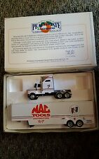 Peachstate Motor Sports Mac Tools Harry Gant Diecast Transporter limited edition