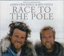 James Cracknell & Ben Fogle Race To The Pole 6CD Audio Book Abridged FASTPOST