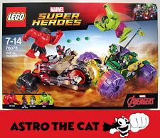 LEGO Marvel Super Heroes 76078 Hulk vs. Red Hulk - Get 5% off
