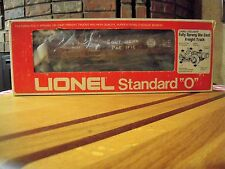 LIONEL LINES, 0 GUAGE - SOUTHERN PACIFIC GONDOLA - 1973