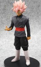 "Dragon Ball Z Black Goku Super Saiyan Super Soldier DXF 7.8"" Figure Figurine NB"