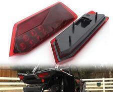 1 Pair Red For Polaris RZR XP 1000 / RZR XP 900 LED Rear Tail Lights
