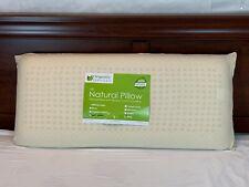 King 100% Organic Latex Dual Zone Pillow |Organic Textiles