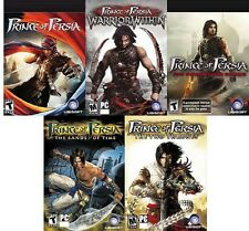 Prince of Persia (2008) + SoT + WW + TT + FS. 5 PoP Games! (PC) [Steam]
