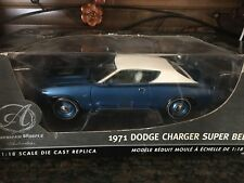 1:18 Die Cast American Muscle 1971 Dadge Charger Super Bee