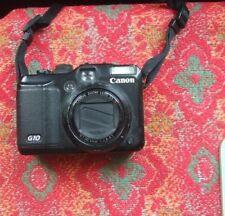 Canon PowerShot G10 fotocamera digitale 14.7MP - Nero