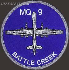 USAF 172nd ATTACK SQUADRON – MQ-9 REAPER ATTACK INTEL RECON DRONE ORIGINAL PATCH