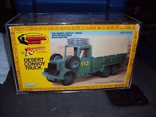 KENNER INDIANA JONES CONVOY TRUCK  THIS SALE IS FOR ACRYLIC CASES ONLY NO TOYS