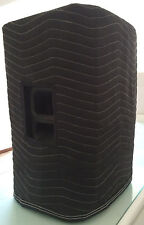 JBL PRX 712 PRX712 Premium Padded Black Speaker Covers (2) Qty of 1 = 1 PAIR!