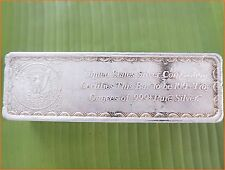"""RARE !! 102.50 oz .999 Silver Bar """"SILVER IS TRUE WEALTH"""" USSC Only one on Ebay"""
