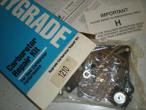 68 69 70 71 72 73 74 75 76 FORD MERCURY AMC HOLLEY Carburetor Repair Kit