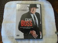 Crime Boss (DVD, 2004)  NEW