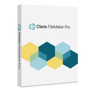 FileMaker PRO 19 Advanced For MacOS & Windows Full Version Lisence Key Lifetime