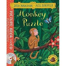 Monkey Puzzle: Book and CD Pack by Julia Donaldson (Mixed media product, 2016)