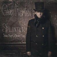 Gary Numan - Splinter (Songs From A Broken Mind) [CD]