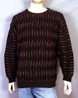 vtg 80s 90s Louis Roth Biggie Sweater Rap Hip Hop Coogi Style Tundra Protege XL