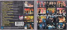CD 19T LA SOIRÉE DES ENFOIRÉS 96 GOLDMAN/BIRKIN/BRUEL/CELINE DION/CABREL/SOUCHON