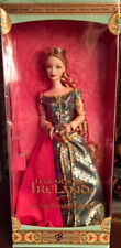 Legends of Ireland The Spellbound Lover Barbie Doll 2005 New In Box