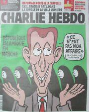 CHARLIE HEBDO N° 1423 de Octobre 2019 MACRON LA RÉPUBLIQUE ISLAMIQUE EN MARCHE