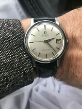Vintage Omega Seamaster Stainless Steel, Automatic, 35mm case excluding crown.
