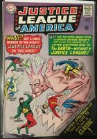 Justice League of America Comic Book #37 (1965) *First SA App Of Mr. Terrific*