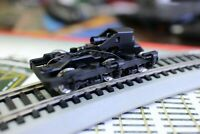 Train HO 1:87 Scale Model Undercarriage Accessories Hassis Bogie Building Kits