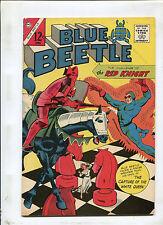 BLUE BEETLE VOL 2 #4 (7.0) THE PRAYING MANTIS-MAN! 1965